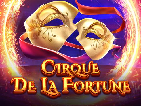 Cirque de la Fortune カジノオンラインスロットレビュー