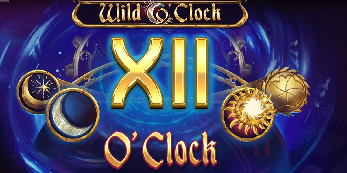 Wild O'Clock遊び方 - カジノスロットレビュー
