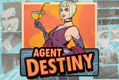 Agent destinyオンラインスロットゲームレビュー