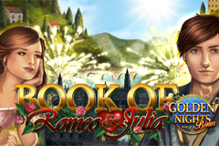 Book of Romeo and Julia Golden Nightsスロットレビュー