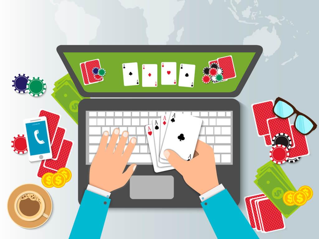 最も人気のある5つのオンラインカジノ ゲーム