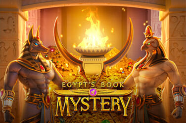 Egypt's Book of Mysteryカジノスロットレビュー
