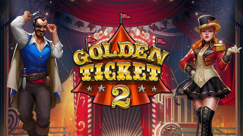 Golden Ticket 2 遊び方を学ぶ - カジノスロットレビュー