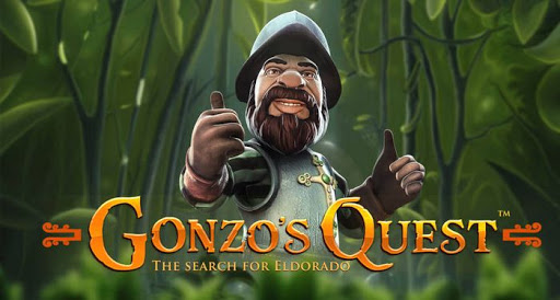 Gonzo's Questと9つのよしき スロット