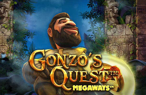 Gonzo's Quest Megaways遊び方を学ぶ - スロットカジノゲームレビュー