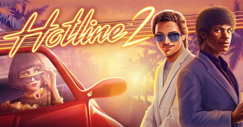 Hotline 2オンラインカジノのスロットゲーム - レビュー