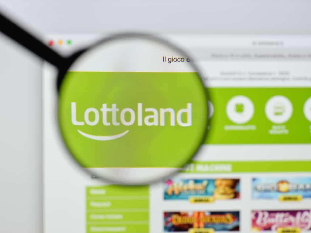 Lottoland Registration