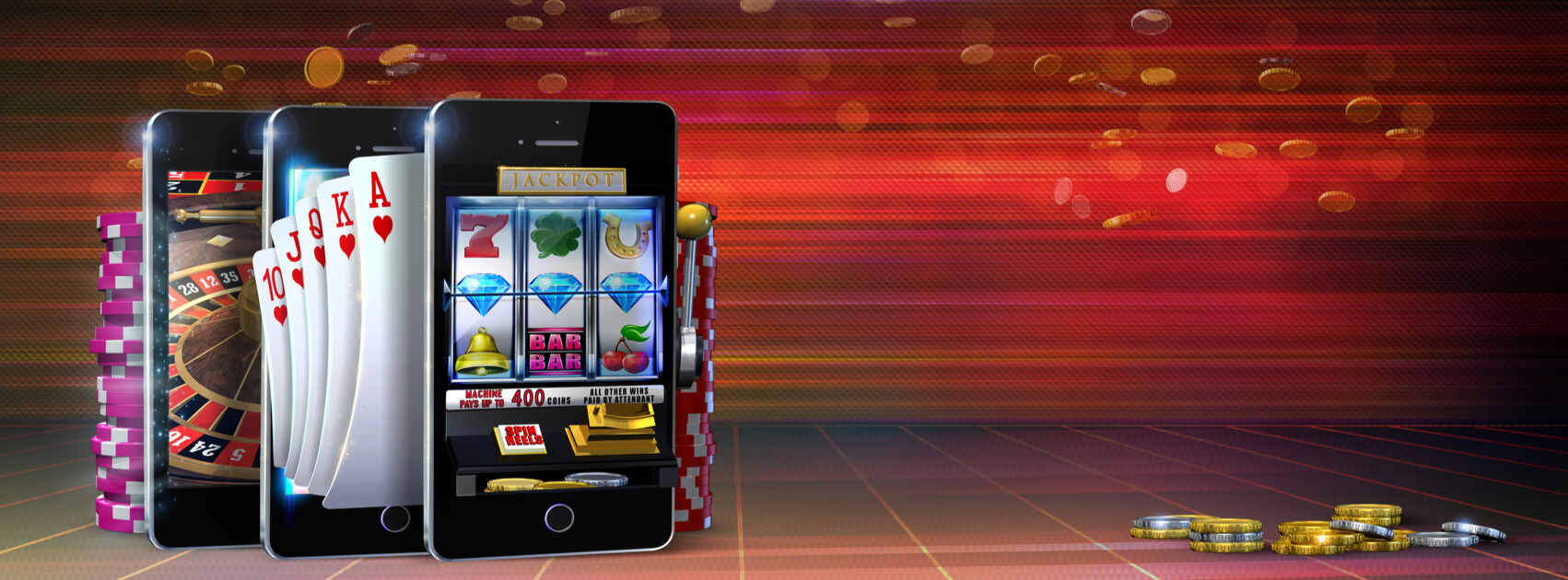 カジノアプリの10の長所vsクラシックなモバイルオンラインカジノ
