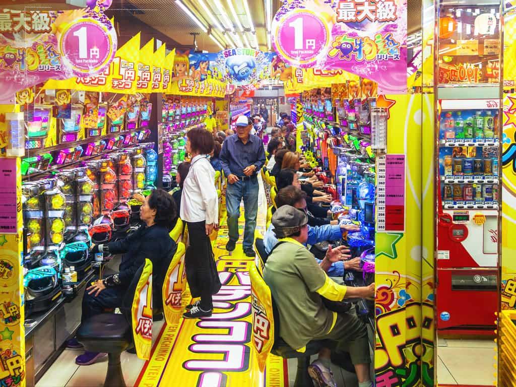 日本人プレイヤーのパチスロ稼ぎ方