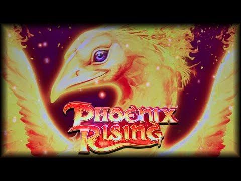 Phoenix Rises オンラインスロットカジノレビュー