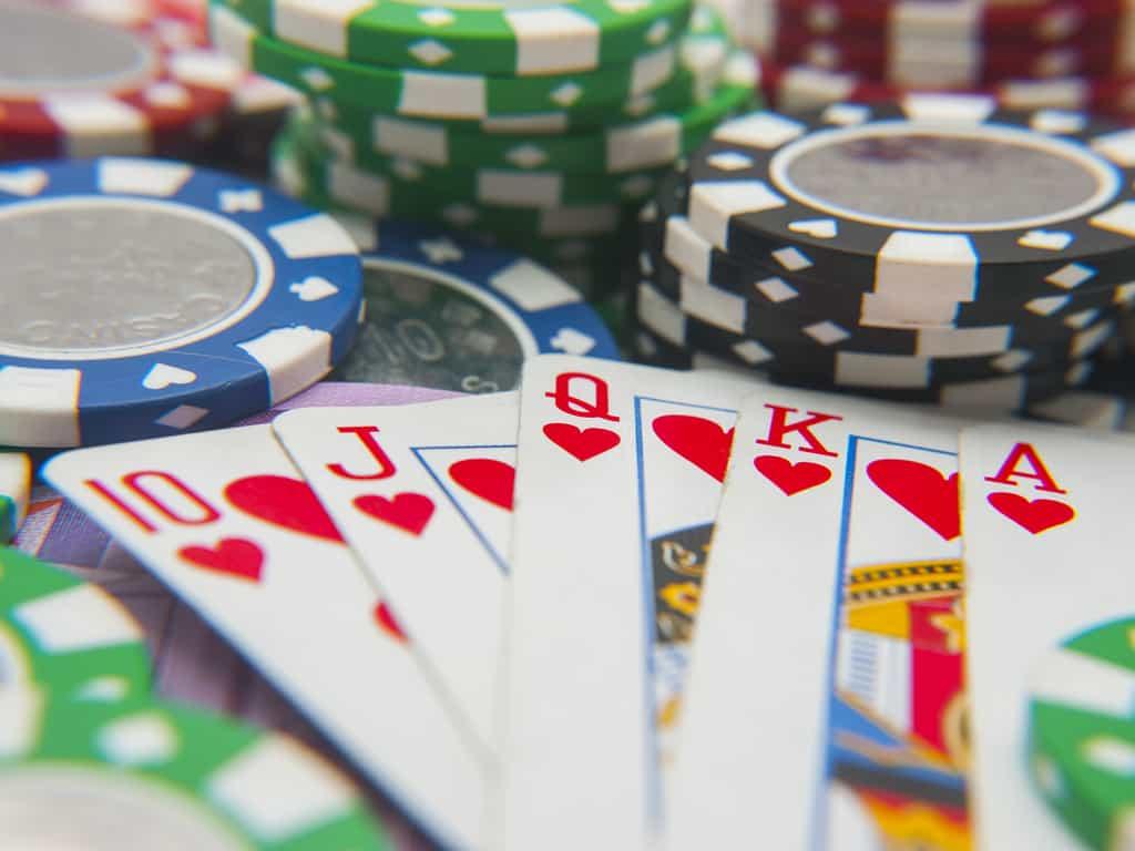 ポーカー 確率&数学