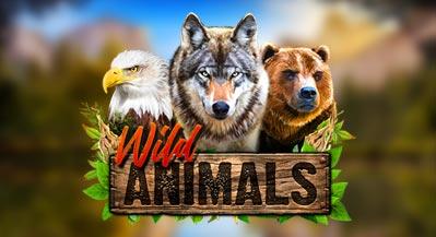 Wild Animals カジノスロットゲーム - オンラインレビュー